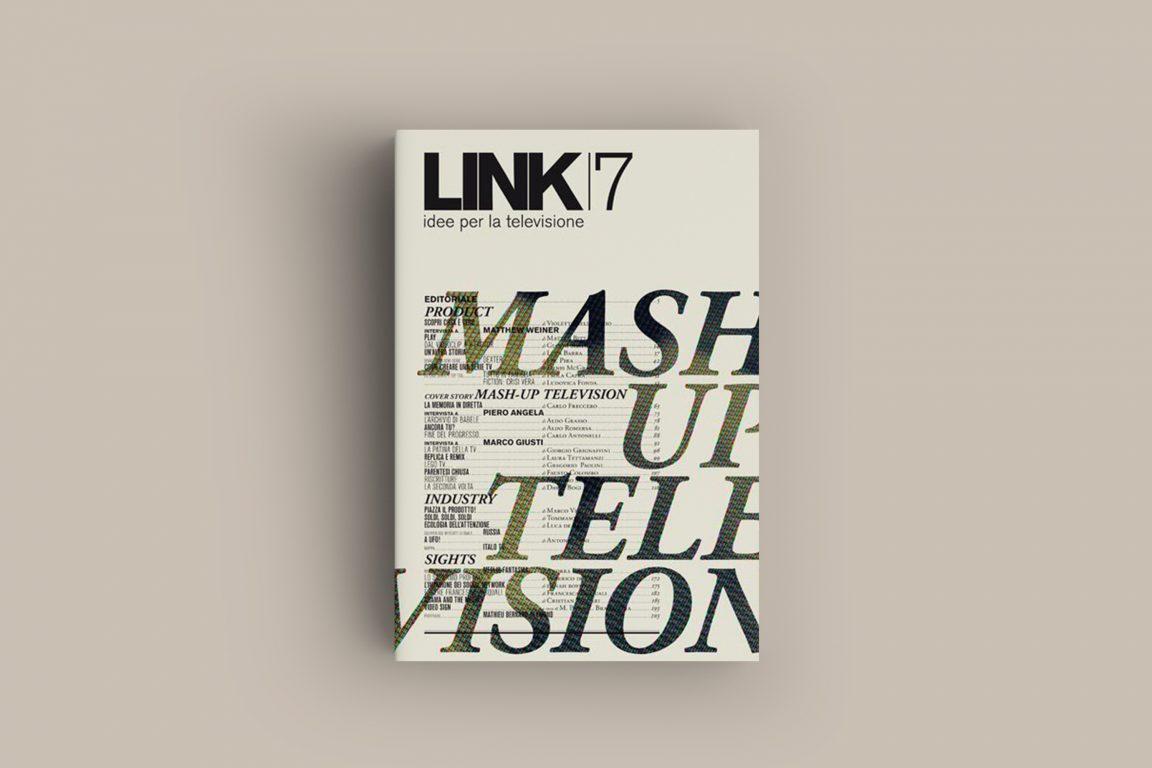 immagine rivista Mash-up Television