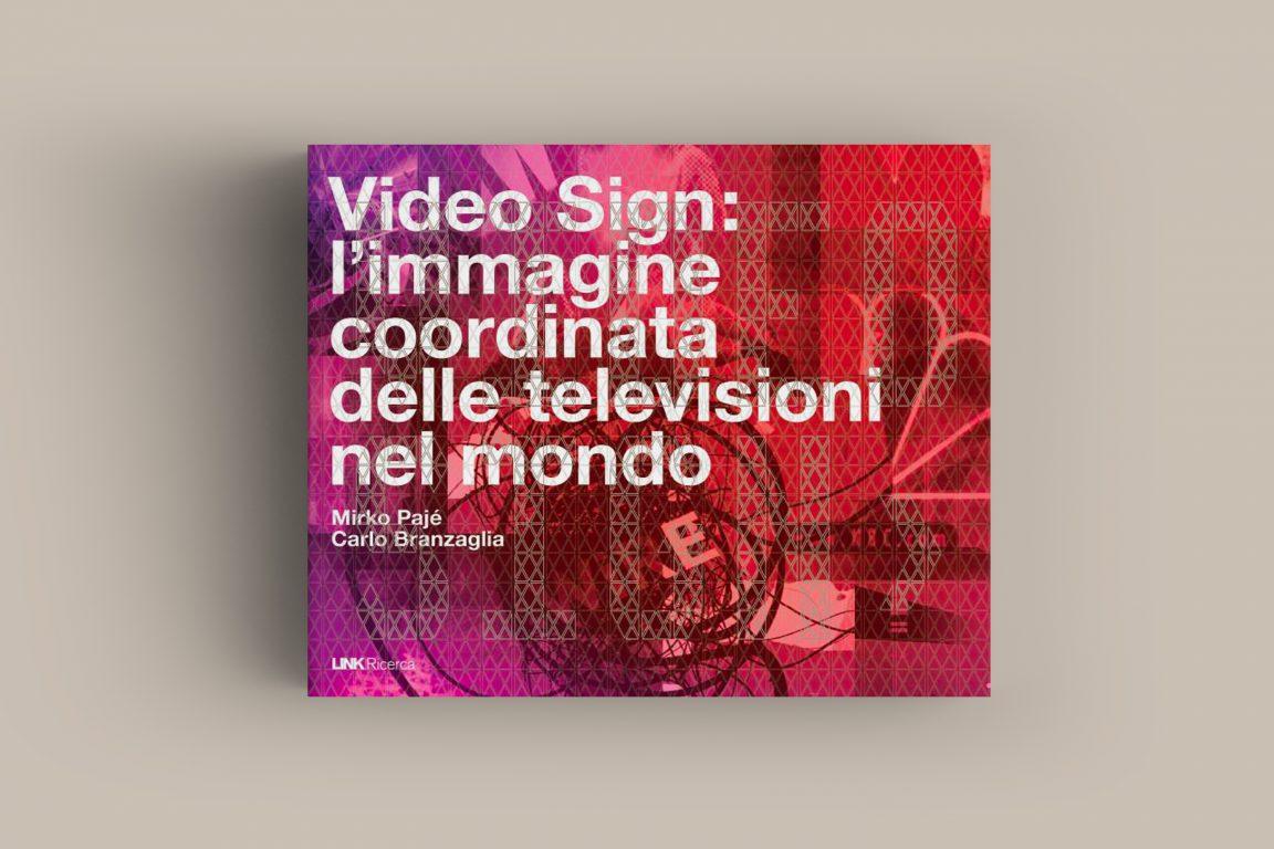 immagine rivista Video Sign. L'immagine coordinata delle televisioni nel mondo