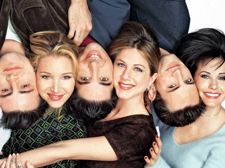 La televisione spiegata da Friends - Link
